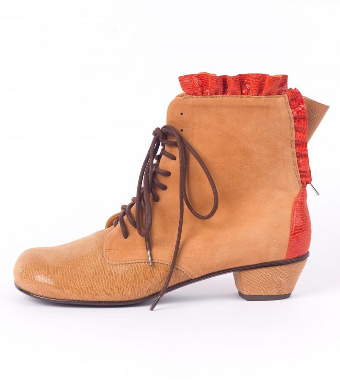 Shirley Camel Orange