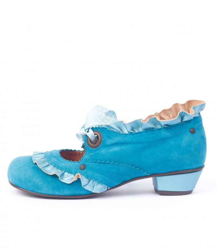 Avonlea Bleu turquoise