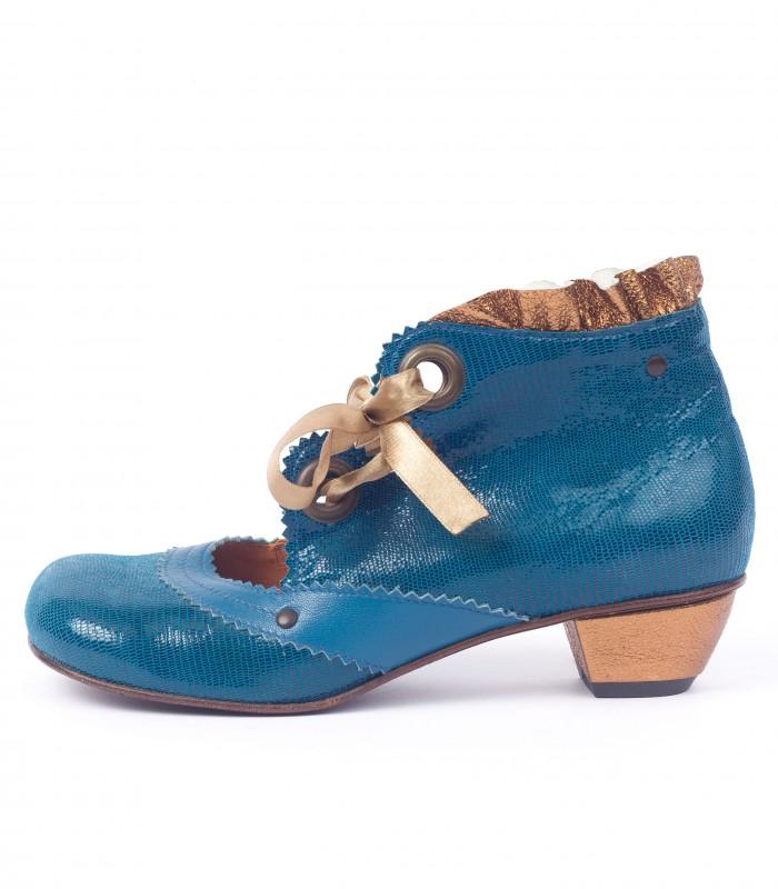 Avonlea Bleu canard Or