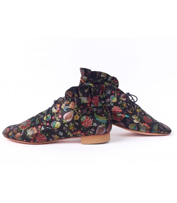 Dudki Fleurs multicolores