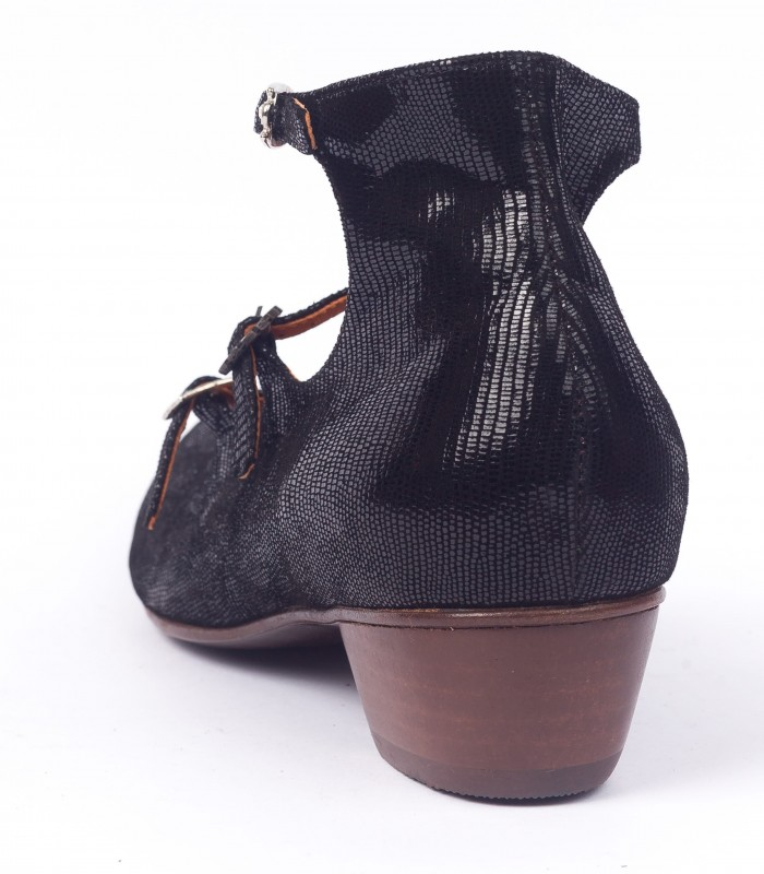 3 Boucles Noir