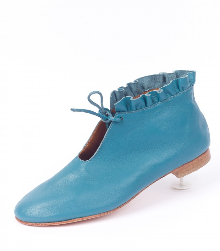 Caroline Bleu turquoise